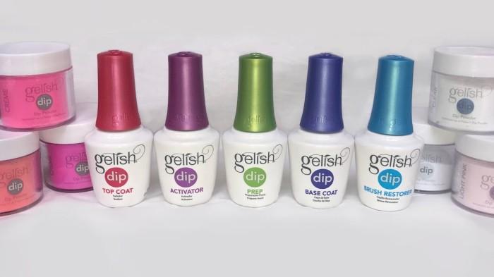 gelish-dip