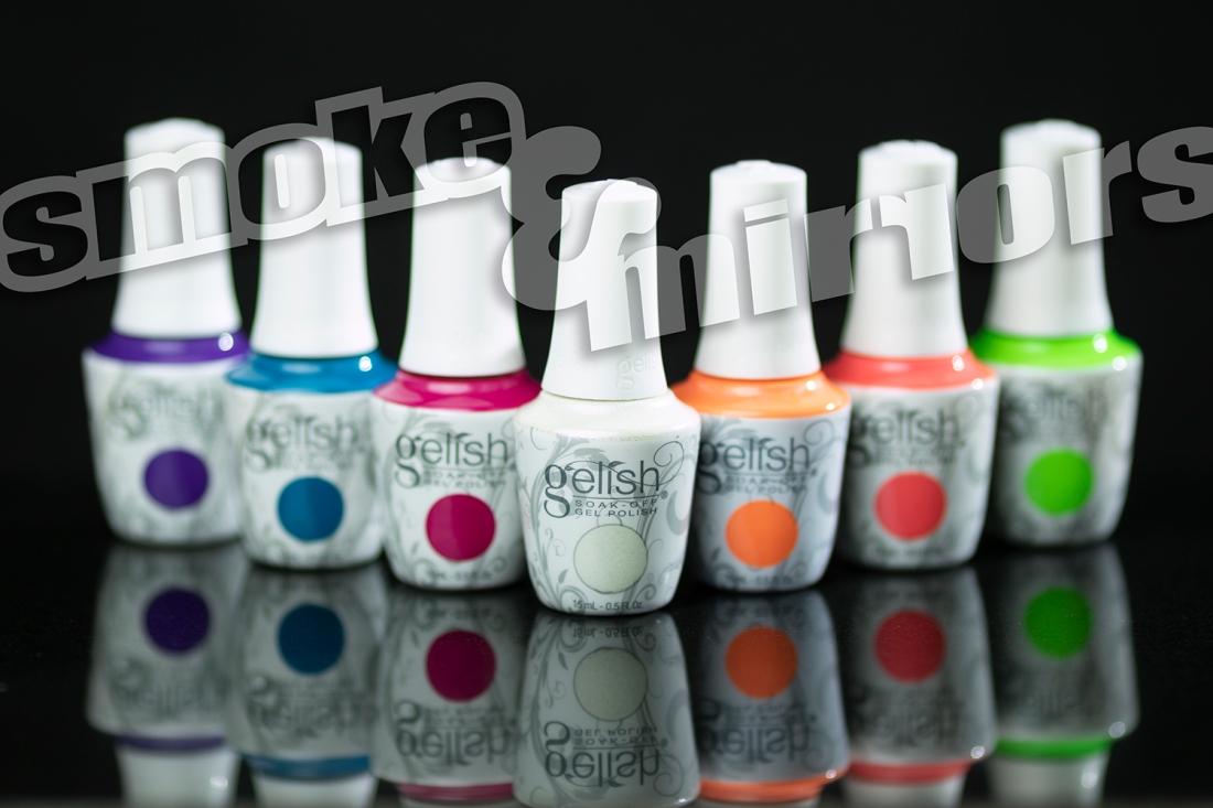 Make a Splash collection beauty shot